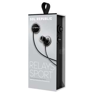 Brand New SOL Republic Relay Sport earpiece(sealed)