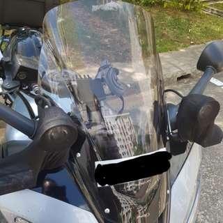 FZ6 S2 PUIG Windscreen FAZER600