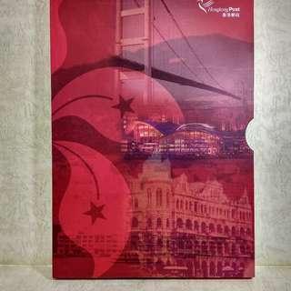 香港郵票-郵票册