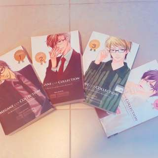 Megane Collection Vol.1-4