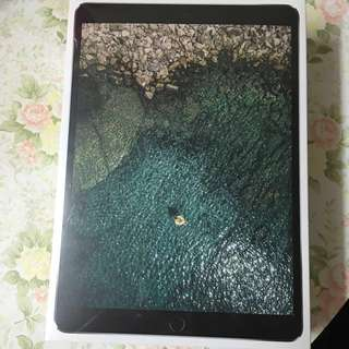 iPad Pro 10.5 512GB wifi space gray