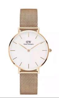 Daniel Wellington Rose Gold Classic Petite