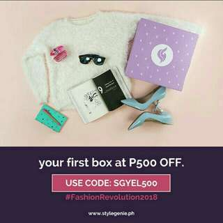 P500 OFF ON FIRST PURCHASE