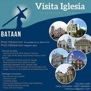 Bataan - Visita Iglesia