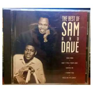 The Best Of Sam & Dave cd