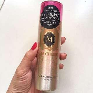 Ma Cherie Shiseido hair mist