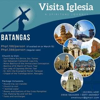 Batangas - Visita Iglesia