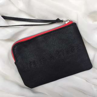 Make Up Forever Life Is A Stage Pouch