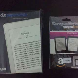 Amazon Kindle Paperwhite E-Reader White (Brand New Sealed)