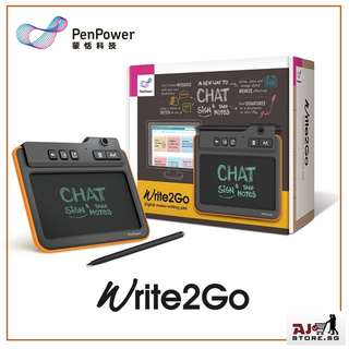 PenPower Write2Go (Win/Mac) – Digital Memo Writing Pad
