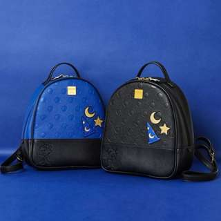 Pre-Order BN Colors By Jennifer Sky Spring 2018 Mickey/Minnie Embossed Backpack