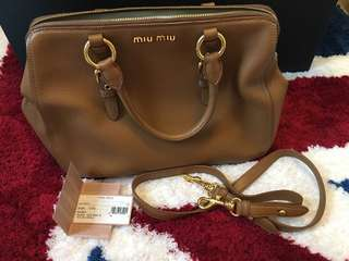 Brand new authentic Miu Miu Bag