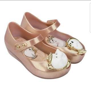 Beauty & Beast Princess Shoes (Melissa like)