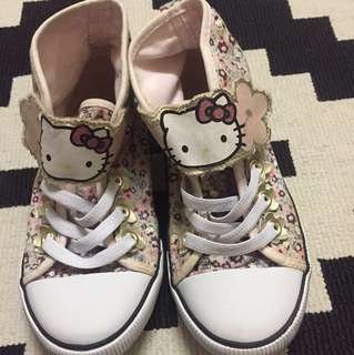 Hello kitty trainer shoes
