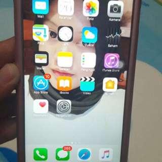 Iphone 6 plus,di jual karena BU
