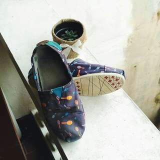 Wakai Slip-On Shoes
