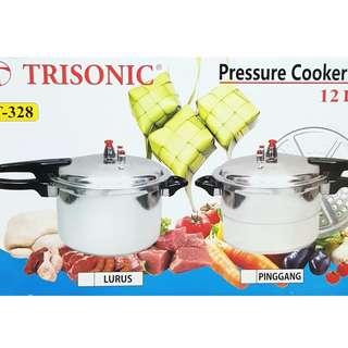 Presto 12 Liter ukuran Besar pressure cooker paling murah