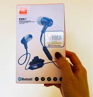 E25BT JBL wireless in-ear headphone (earpiece)