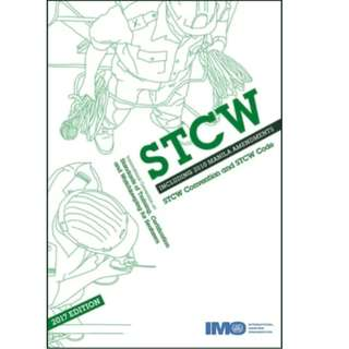 STCW including 2010 Manila Amendments 2017 Edition Books (IMO ID938E)