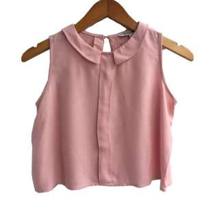 Colorbox Crop Top