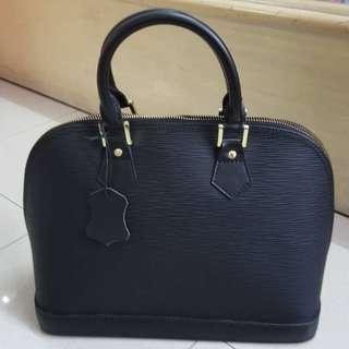 Inspired LV Alma Epi Leather
