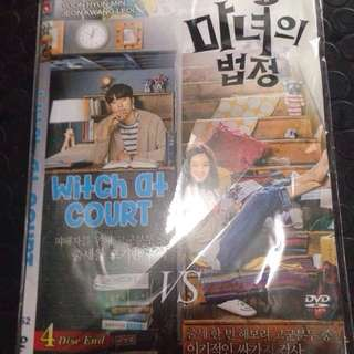 Korean Series DVD
