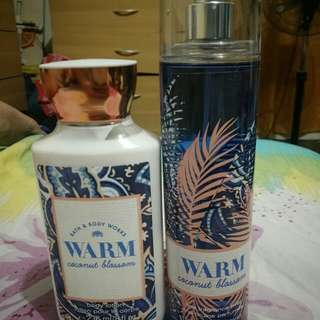 Original Perfume & Lotion