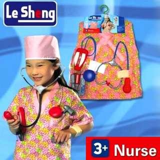 Nurse Kids Costume