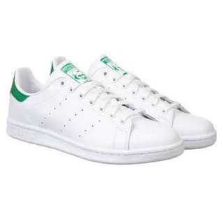 Adidas Stan Smith OG in White Green
