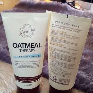 Calmia Oatmeal Theraphy Wash
