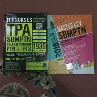 Buku Latihan Soal SBMPTN