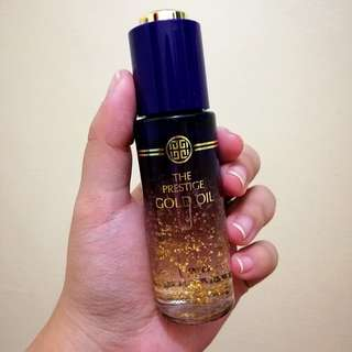THE PRESTIGE GOLD OIL ESSENCE