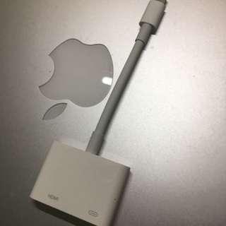 Apple IPhone IPad lightning AV Adapter hdmi converters