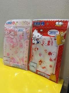 Sanrio旅行壓縮袋