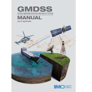 GMDSS Manual 2017 Edition Books (IMO IH970E)