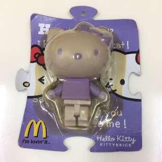 出售麥當勞全新未開封HelloKitty公仔一隻