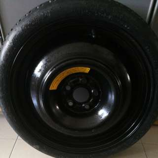 17 inch emergency Spare Tyre