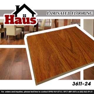 Haus Laminated Flooring