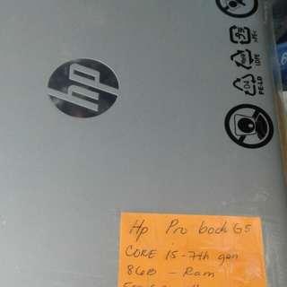 HP PROBOOK G5