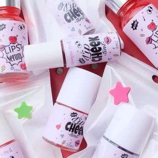 Lip & Cheek tint