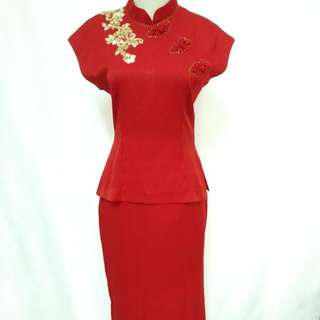 Preloved dress malang. OS 033R