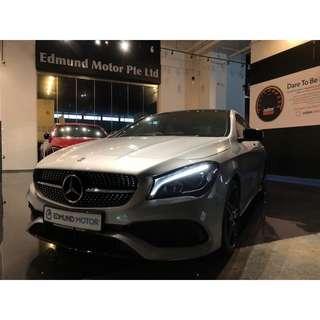 Mercedes Benz CLA 180 AMG-LINE