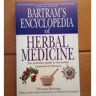 Herbal Medicine - Thomas Bartram