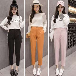 Korean Leisure Trouser for PREORDER