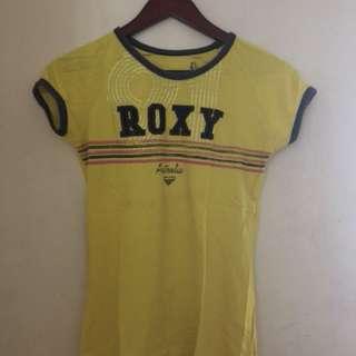 Authentic roxy shirt