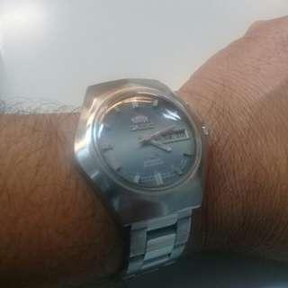 Vintage Orient Watch like Seiko, Citizen, Rado, Oris, Tissot, Tudor, Hamilton