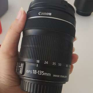 Canon 18-135mm f3.5-5.6 IS STM Lens