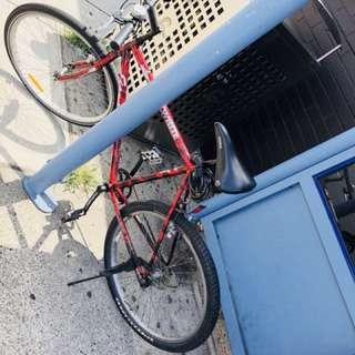 Bicycle sale secondhand