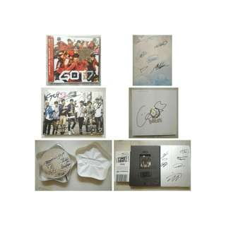 (URGENT SALE) GOT7  OFFICIAL SIGNED ALBUMS