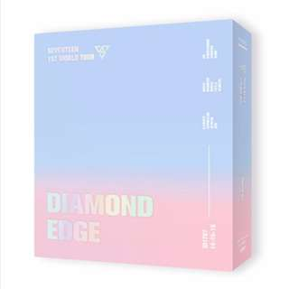Seventeen - diamond edge 2017 dvd